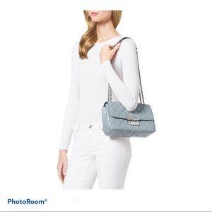 MK Sloan large chain shoulder bag